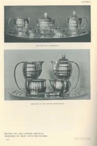 Otto_Prutscher_Eduard_Friedmann_Wien_1900_silber_Kaffee_Set_bel_etage