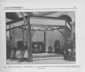 Josef_Hoffmann_Wenzel_Hollmann_Wien_1900_Anrichte_bel_etage