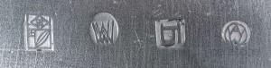 Josef_Hoffmann_Wiener_Werkstätte_Wien_1900_silver_mocha_set_bel_etage