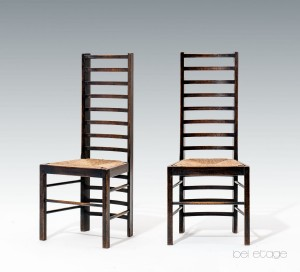 Charles_Rennie_Mackintosh_Alex_Martin_Ladderback_Chairs_bel_etagezug_Mail