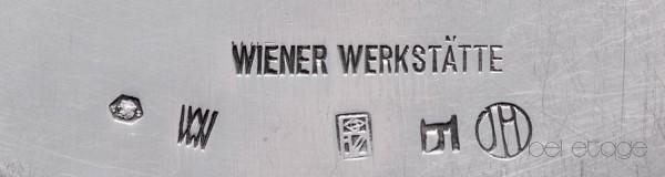 Josef_Hoffmann_Wiener_Werkstätte_Wien_1900_silber_Glas_Gefäss_bel_etage