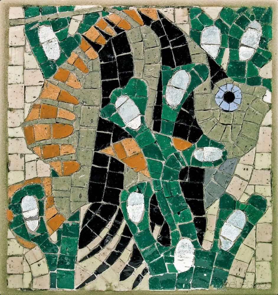 Leopold_Forstner_Wiener_Mosaikwerkstätte_glass_ceramics_mosaic_bel_etage