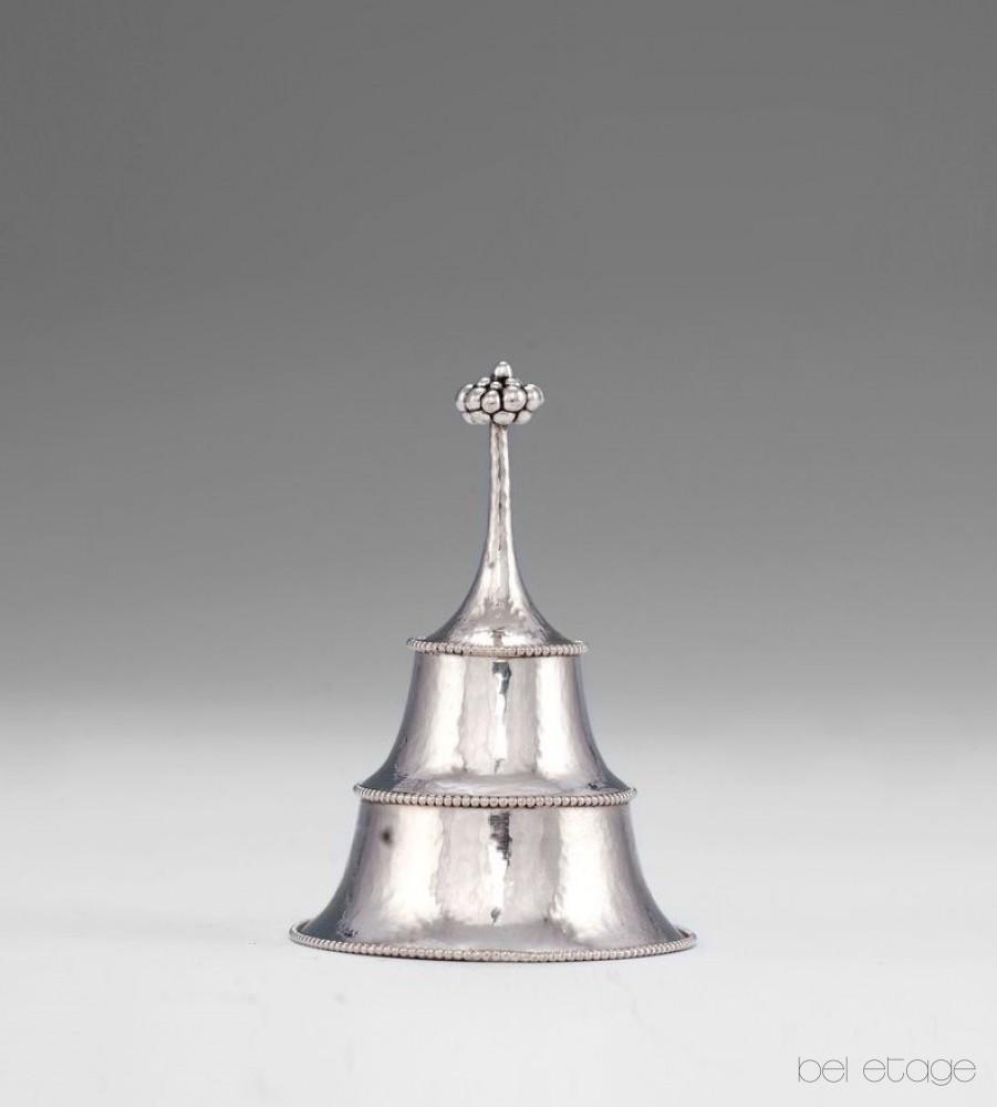 Josef_Hoffmann_Wiener_Werkstätte_vienna_1900_silver_bell_bel_etage