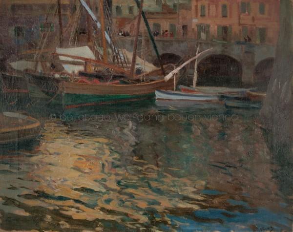 16_O'Lynch of Town_Abend im Hafen von Camoali_HP