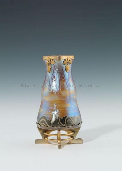 24_Lötz_Vase mit Messingmontierung_HP