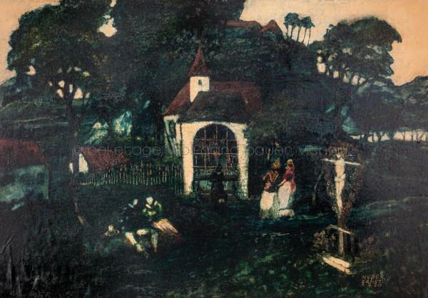 93_Huber_Kapelle in Drosendorf_HP