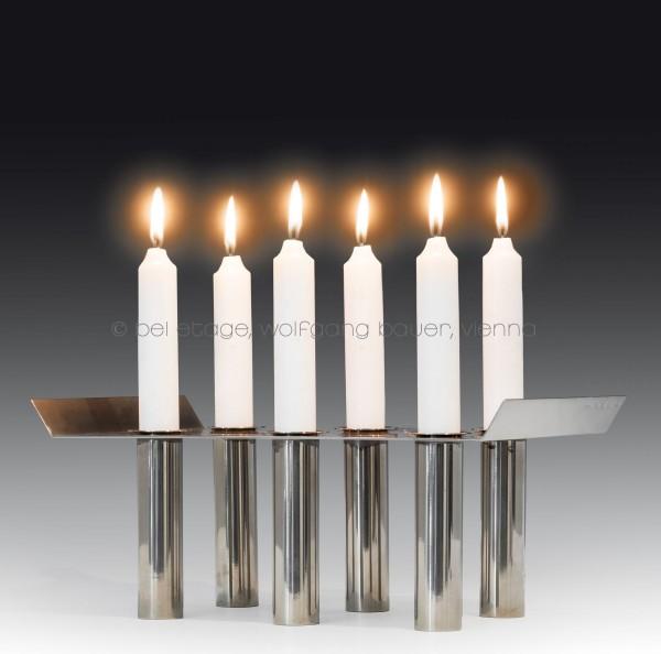 86. Franz Hagenauer_Werkstätte Hagenauer_6-flammiger Kerzenleuchter (1)_hp